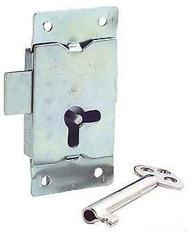 Wardrobe Locks by Cupboard Wardrobe Lock With Key Lqqk Free Postage