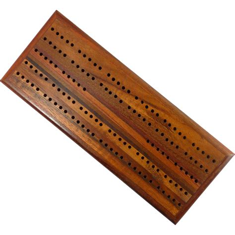 Crib Boards by Beautiful Wood Cribbage Board With Original Pegs From Txcpa On Ruby