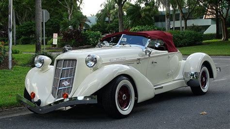 old boat tail cars classic oldtimer 1936 auburn boat tail speedster replica