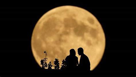 Balet Hitam Gambar tilan bulan unik harvest moon akan muncul kamis malam ini