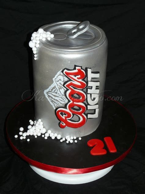 is coors light a rice beer 558 best images about cake birthday cakes on pinterest