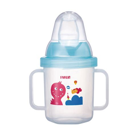 Farlin 2 Stages Potty Trainer hexagon 5 step cup mummy bebe
