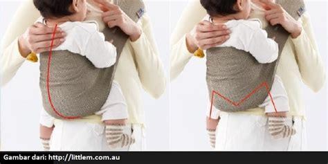 Gendongan Bayi Baby Safe suppori gendongan sling ringan dan berkualitas