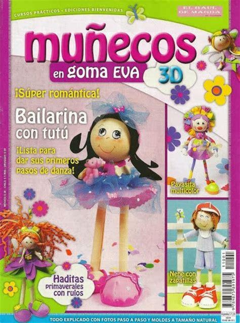 revista de fofuchas gratis apexwallpapers com revista mu 241 ecos en goma eva 3d revistas de manualidades
