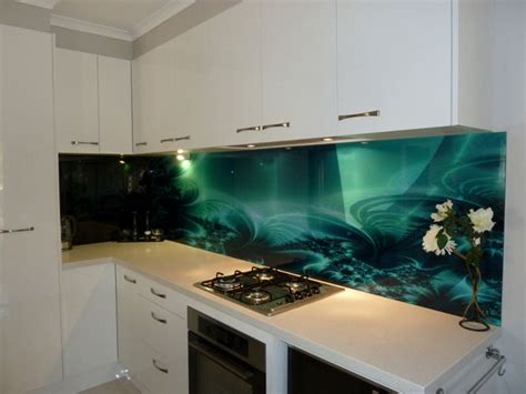 kitchen glass design custom designs adelaide kitchen glass splashbacks