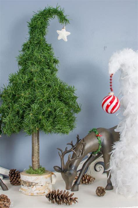 whimsical tabletop christmas trees page