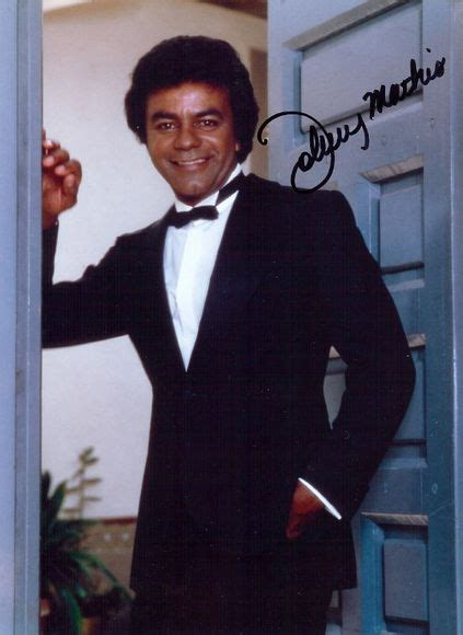 johnny mathis alive johnny mathis on the harmony street show