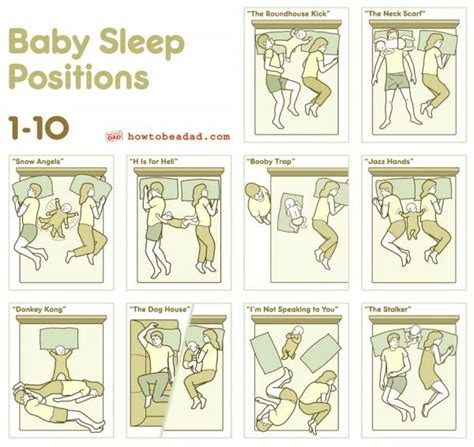 best positions in bed baby sleep positions and the best of new parenting books
