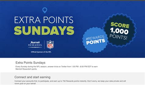 Marriot Mba Credit Requirement by Earn 1 000 Marriott Rewards Points Every Sunday Consumer