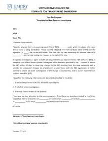 Transfer Of Business Ownership Contract Template by How To Write A Letter To Transfer Car Ownership Letter
