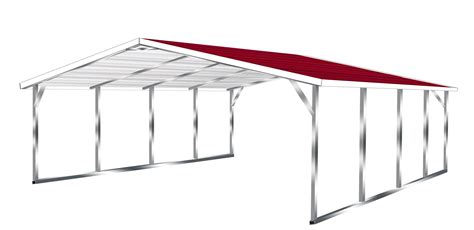 Steel Frame Carport Kits Arkansas Metal Carports Shopping Metal Carports