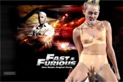 fast and furious 8 who will replace paul walker miley cyrus to replace paul walker in fast furious sequel