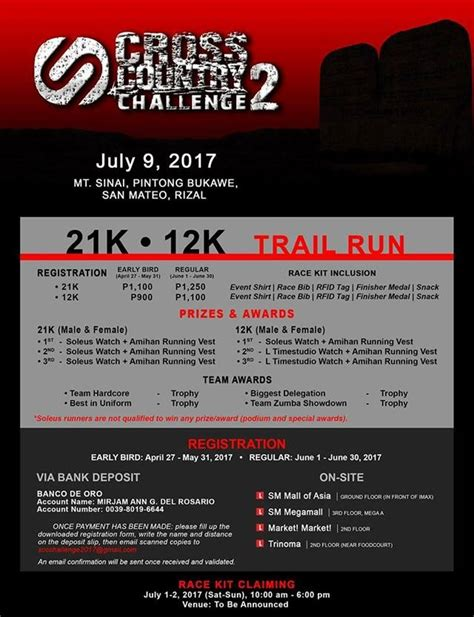cross country challenge soleus cross country challenge 2017 in san mateo