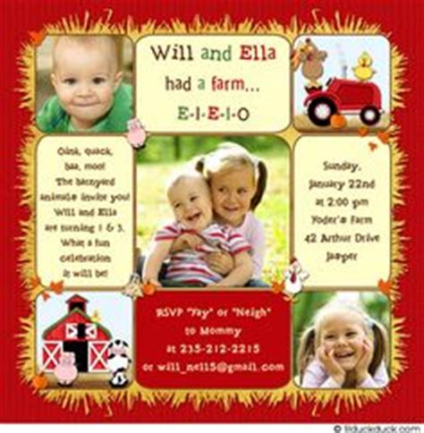 theme names for siblings boy and girl combined birthday invitations joint twin