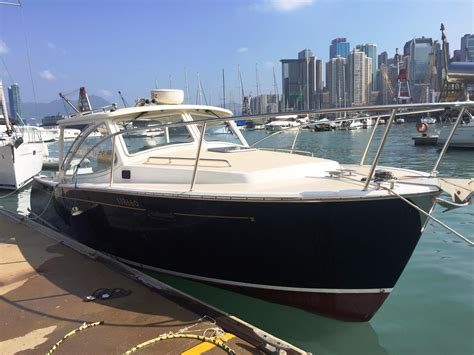 used mjm boats for sale 2008 mjm 29z express ht power boat for sale www
