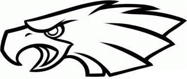 nfl coloring pages philadelphia eagles logo coloringstar