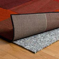 non slip rug pads for wood floors the gold smith