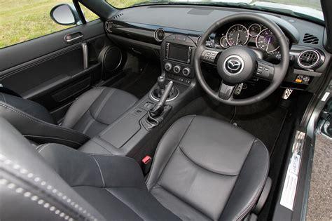 upgraded 2013 mazda mx 5 interior