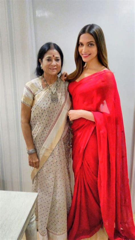 deepika padukone red saree 6844 best desi style images on pinterest indian wear