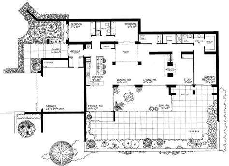 Eplans Contemporary Modern House Plan Passive Solar | house plans passive solar new zealand pinterest