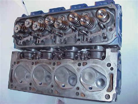 Ford 302 Heads by 302 Ford