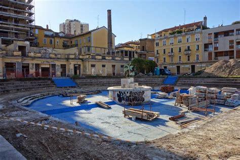 piscine porta romana urbanfile zona porta romana la piscina caimi
