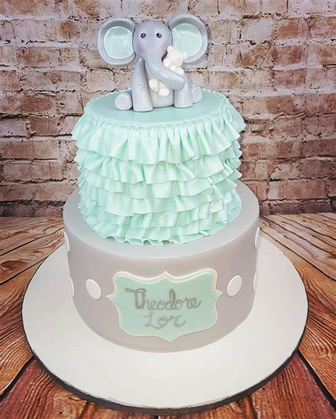 Pic Of Baby Shower Cakes by Baby Shower Cakes Pics Impremedia Net