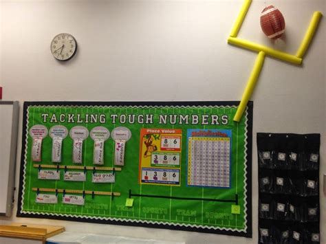 sports themed classroom decorating ideas 25 best ideas about football bulletin boards on