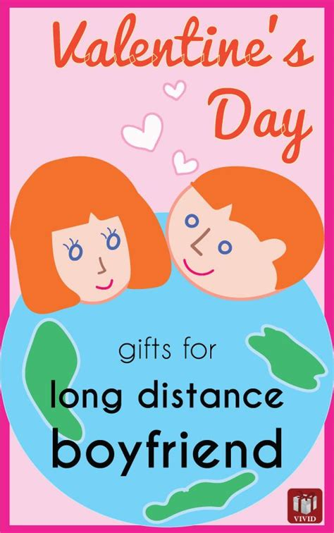 distance valentines ideas distance boyfriend valentines day gifts 2016