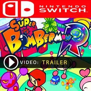 Promo Nintendo Switch Bomberman R Sby0311 1 buy bomberman r nintendo switch compare prices