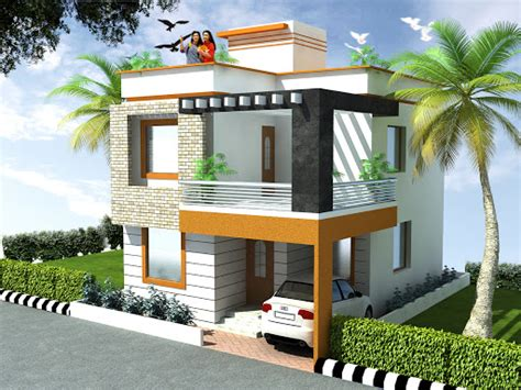 Front Elevation Designs For Duplex Houses In India Home Design Site