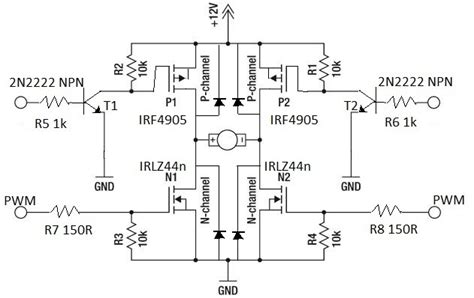 design h bridge using mosfet wroc awski informator