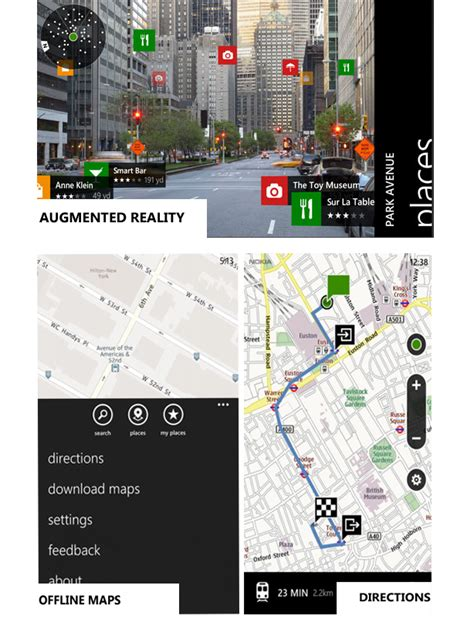 nokia maps nokia maps for windows phone 8 the best mobile map app
