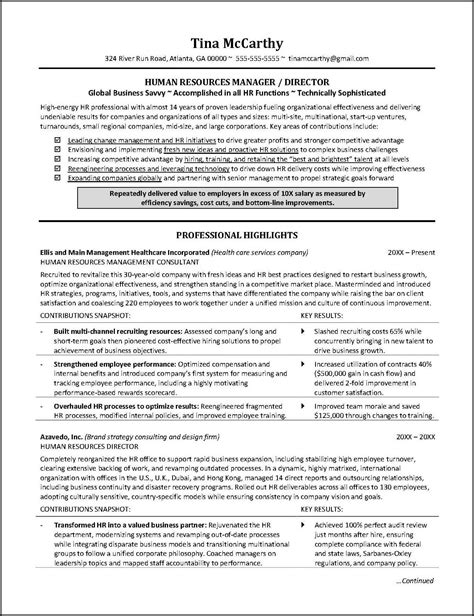 mba resume format for experienced new sample experienced hr