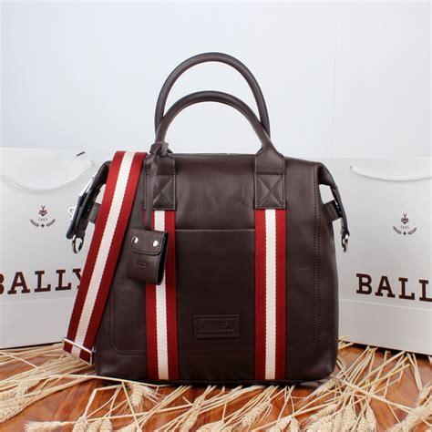 Bally Bag 01 Sekat 2 全台唯一bally超值 率性手提 斜背包