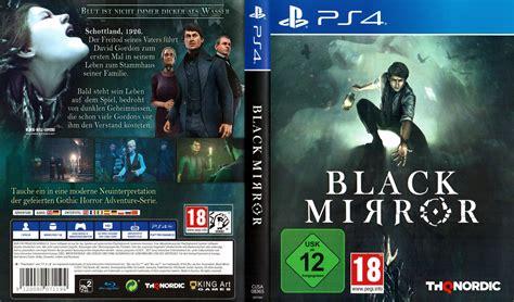 black mirror ps4 review black mirror ps4 deutsch german german ps4 cover german