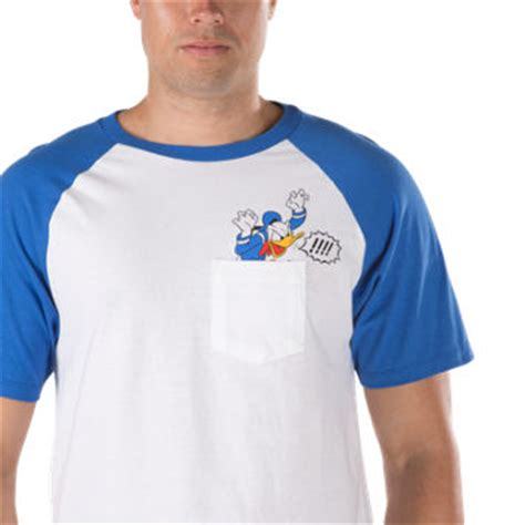 Ordinal Raglan Donald Duck 05 by The Vans Disney Line Is Now Available For Purchase And We