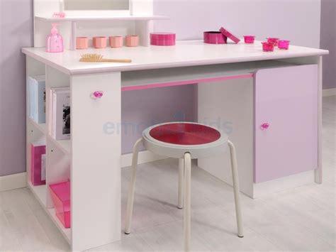 ikea buro wit mademoiselle bureau meisjeskamer roze bureaus voor