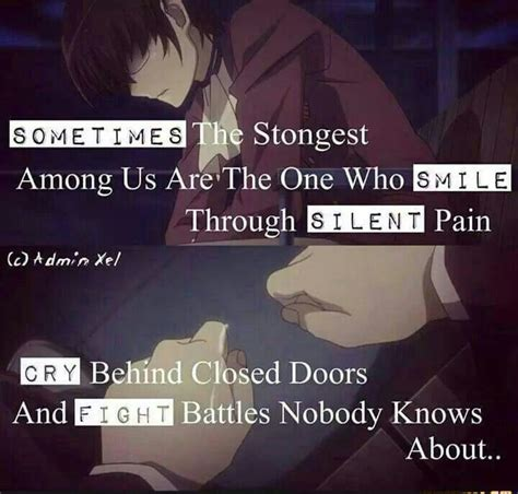 anime quotes about pain anime community google