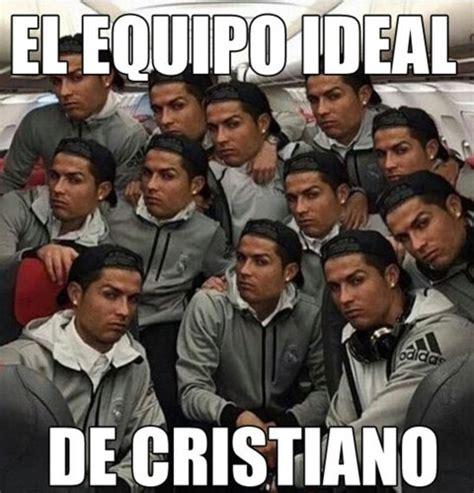 Memes De Cristiano Ronaldo - los memes sobre cristiano ronaldo que triunfan en la red