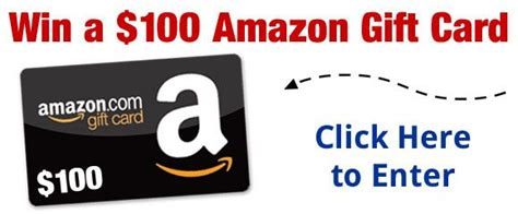 Amazon Gift Cards In Canada - somedayilllearn com 100 amazon gift card giveaway