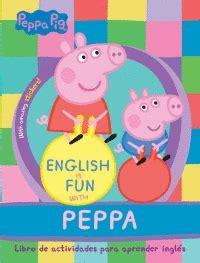 libro leo con peppa 1 leo con peppa 6 televisa libro en papel 9786073141130