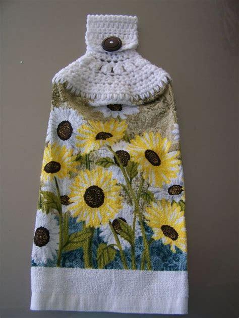 pattern crochet dish towel hanging dish towel hanging kitchen towel crochet top