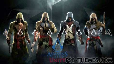google themes assassin s creed unity ps3 themes 187 search results for quot assassins quot