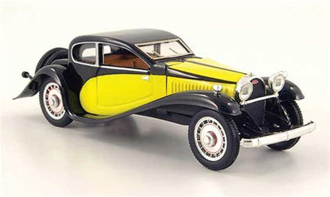 Bugatti Veyron Model Car 1 43 Scale 2005 Blue Ixo Atlas 2891011 Mythiq bugatti 50 yellow black 1933 diecast model car 1 43