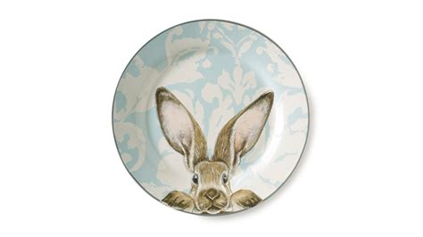 rabbit home decor see how springtime bunnies are inspiring home decor la times