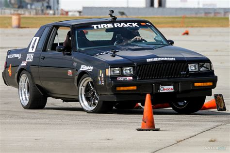 Buick Grand National Performance Shops 1987 Buick Grand National Buford Carbuff Network