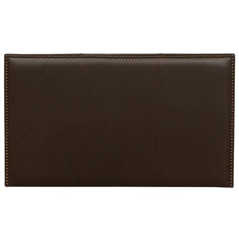 leather headboards queen highland mesa espresso leather headboard queen