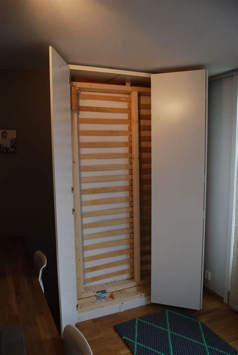 murphy bed cabinet ikea 25 best ideas about murphy bed ikea on transform rotate billy bookcase office and