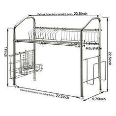 cocinas pequenas  bien organizadas hogar muebles